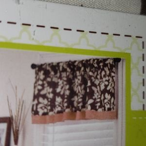 cocalo Other - Cocalo Pewter Collection Window Valance